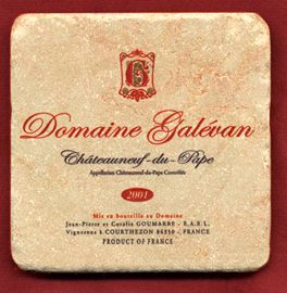 Stone Coaster From France Worlds Largest Selection Of
